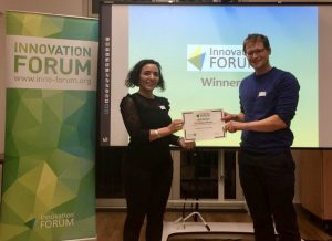 Spherox Pharmaceuticals wins Oxford IMAGINE IF! Finals